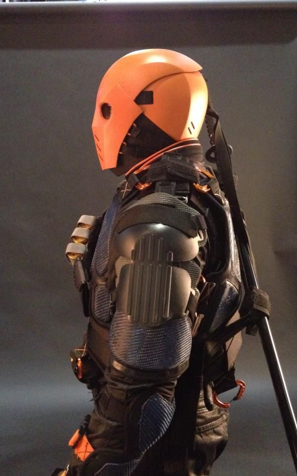 deathstroke arrow cosplay - photo #16