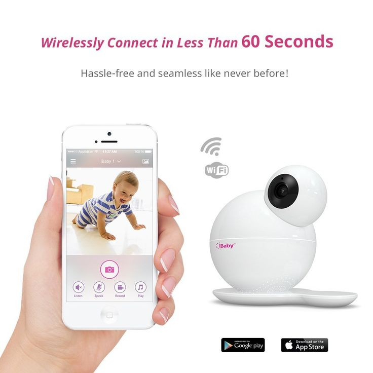 Read our review of the iBaby Video Monitor M6: http://smartbabyhq.com/reviews/video-monitors/ibaby-video-monitor-m6-review/