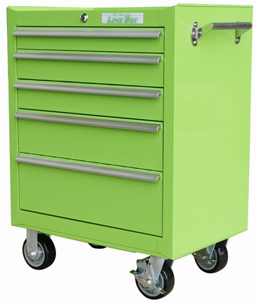 doesnu0027t everyone need a lime green toolbox on wheels