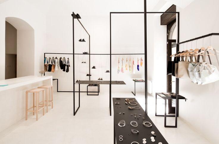 Focení interiéru Showroom v Klimentské 3