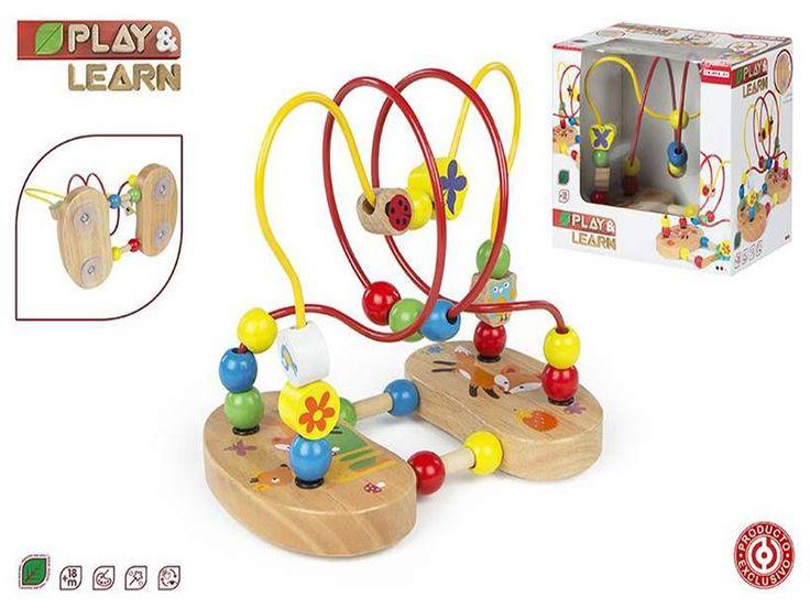 #juguetes #juguetesmadera #juguetesinteligente https://www.catayhome.es/categoria/juguetes/