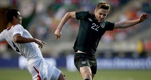 Ирландия и Коста-Рика сыграли вничью в американском городе Честер
