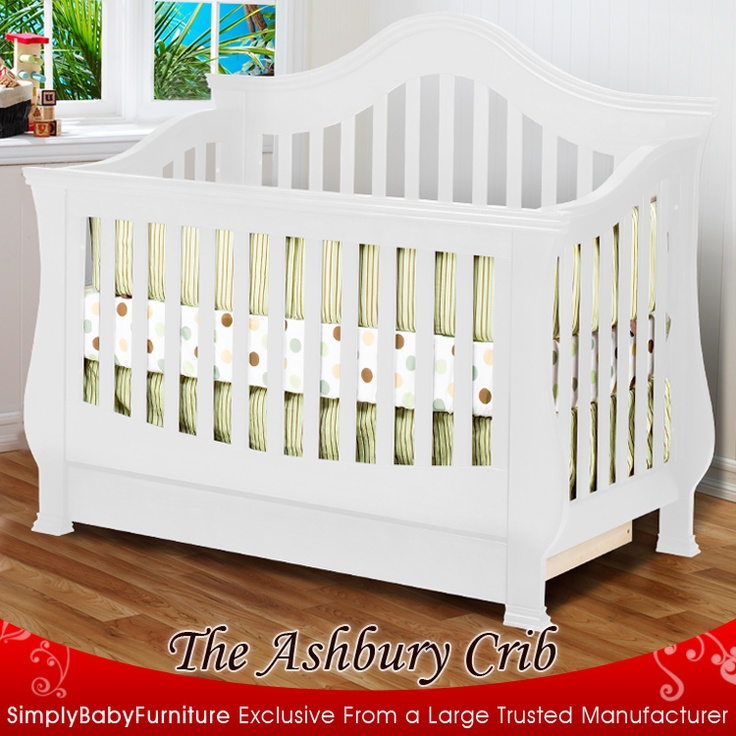 Pin By Holly Crowley Rabanne On Lavender Nursery Cribs Convertible Crib Baby Cribs