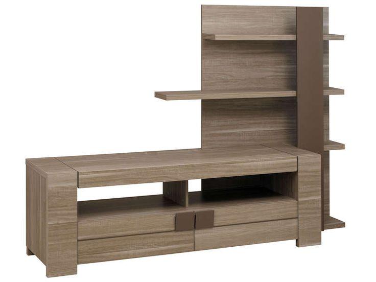 1000 id es sur le th me meuble tv chene sur pinterest meuble tv chene massif meuble tv et for Meuble en chene pas cher