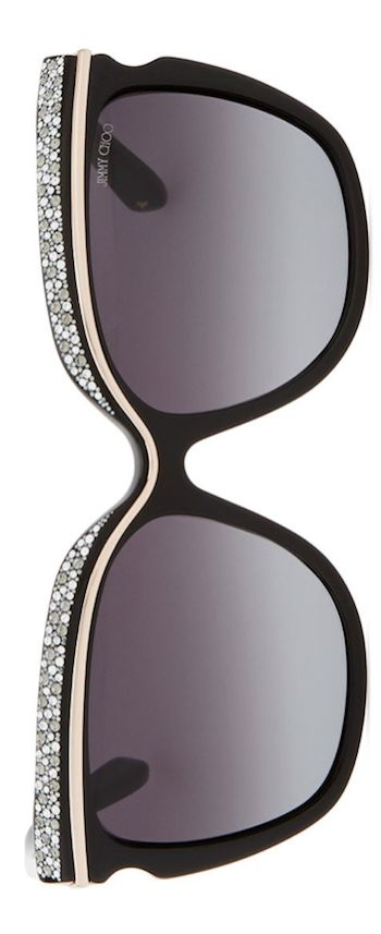 Jimmy Choo Sophia Embellished Sunglasses | House of Beccaria~