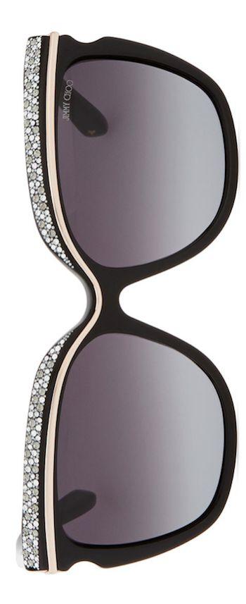 Jimmy Choo Sophia Embellished Sunglasses   House of Beccaria~