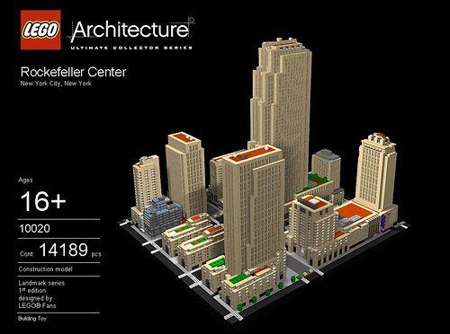 LEGO architecture Bing Imágenes Ideas Pinterest