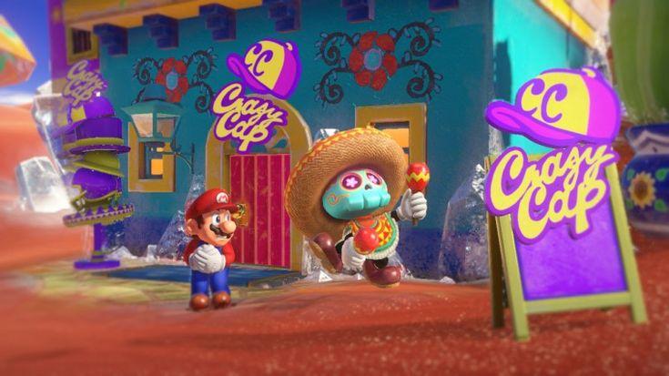 Super Mario Odyssey llega en octubre de 2017 a Nintendo Switch   Agencia EFE. Las traviesas aventuras del videojuego Super Mario Odyssey sobresalieron este martes 13 de junio de 2017 en la presentación de Nintendo en la feria E3 en la que la compañía japonesa sacó pecho del éxito de Nintendo Switch y ofreció nuevas tentaciones para los fans de esta consola híbrida.  A pocas horas de que abra sus puertas en Los Ángeles la E3 la cita más importante de la industria de los videojuegos a escala…