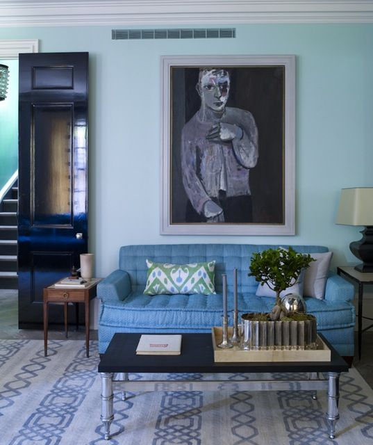 The Best Blue Hued Design Inspiration From Pinterest