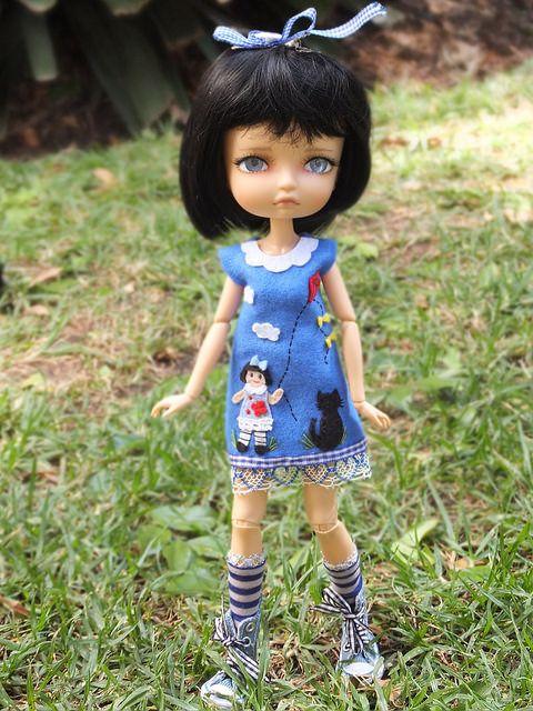 LILA - Cherry Berry Cupcake by MissLAndMrH