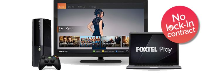 Foxtel Play: Watch Over the Internet on Xbox One, Xbox 360, PS4, PS3, Samsung TVs, Sony TVs, LG TVs, PC & Mac