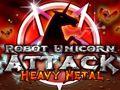 Robot Unicorn Attack Heavy Metal