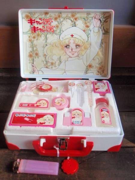 El botiquin de enfermera de Candy