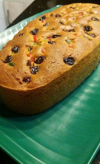Κέικ με φρούτα !!! ~ ΜΑΓΕΙΡΙΚΗ ΚΑΙ ΣΥΝΤΑΓΕΣ 2