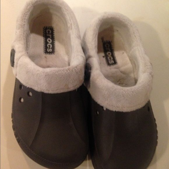 Crocs House Shoes Good condition. crocs Shoes Slippers