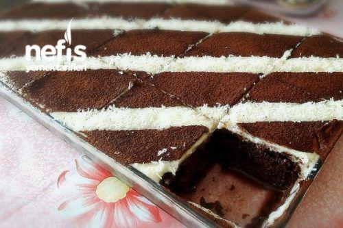 Damat Pastası (Tamamen Yağsız) Tarifi