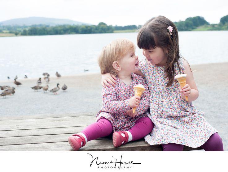 Ice cream by Talking Tarn, Brampton. By Naomi House Photography