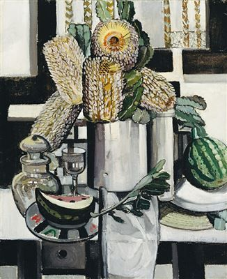 Margaret Preston - Artwork Examples - Artist Images