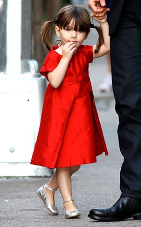 29 best images about Suri Cruise on Pinterest