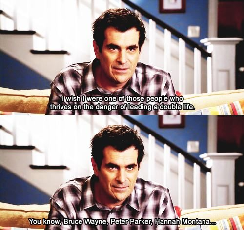 Any Modern Family fans out there has to appreciate all that Phil Dunphy has to offer. He is the best. ...