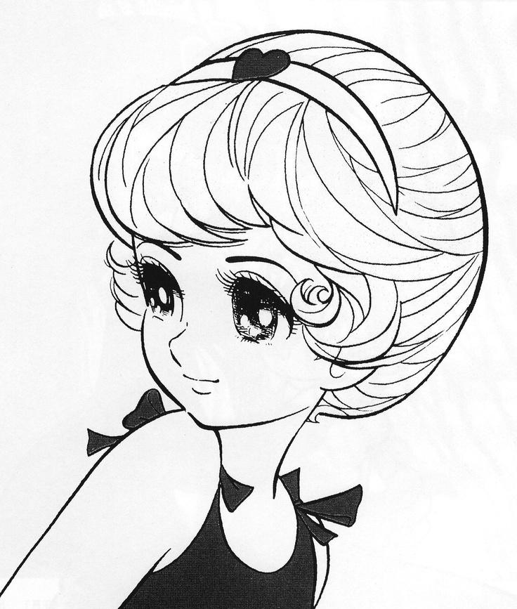 石ノ森章太郎「江美子STORY」 I Really Like Vintage Manga Styled