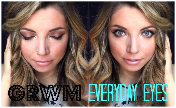 Everyday makeup when i want to look a bit more dressy!!!