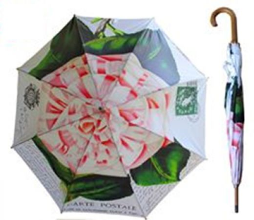 Umbrella: Camelia | Floral | The Perfect Day
