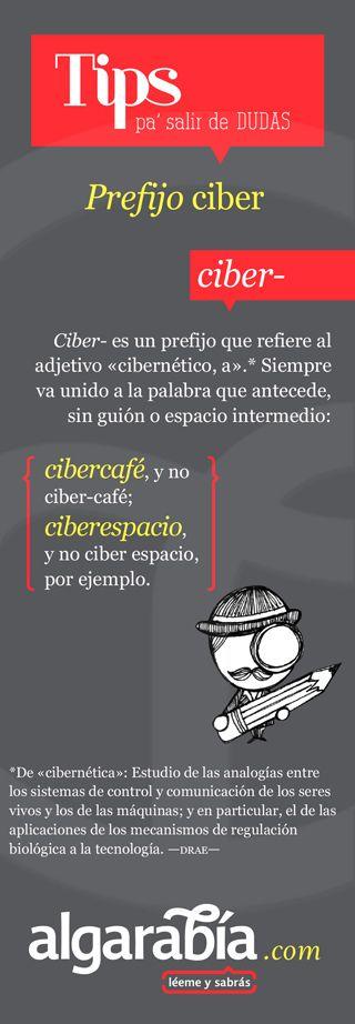 Prefijo ciber