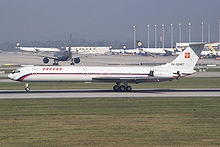 Ilyushin Il-62 - Wikipedia, the free encyclopedia