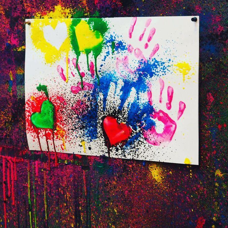 "RAINBOW ""Vi ønsker en glædelig søndag med alle regnbuens farver! #rainbow #regnbuefarver #museumrainbow Thank you @museum140 "" - via museumjorn on Instagram. #MuseumRainbow"