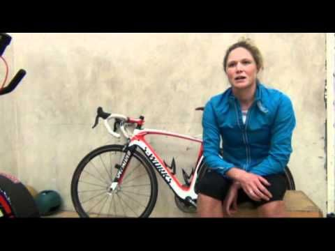 New Zealand triathlete Kate McIlroy looks forward to a huge 2012 season