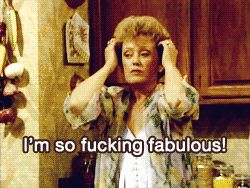 The 12 Absolute Best Style Tips From Golden Girl Blanche Devereaux! <3 Her!!!!