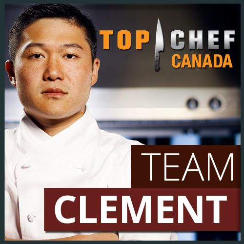 Our very own Chef Clement Chan - Top Chef Canada - Food Network Canada #teamclement