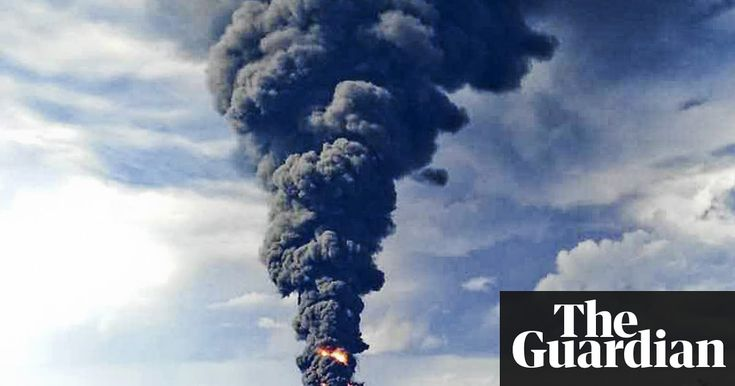 East China Sea oil tanker disaster: what it means for the environment | World news | The Guardian https://www.theguardian.com/world/2018/jan/16/east-china-sea-oil-tanker-disaster-what-it-means-for-the-environment