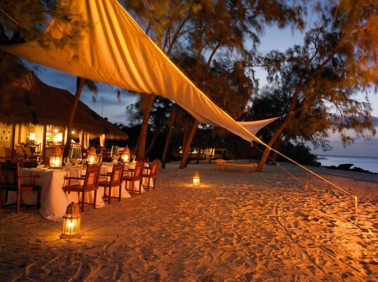 Top 5 Romantic Beach Getaways In Africa: Vamizi Island, Mozambique