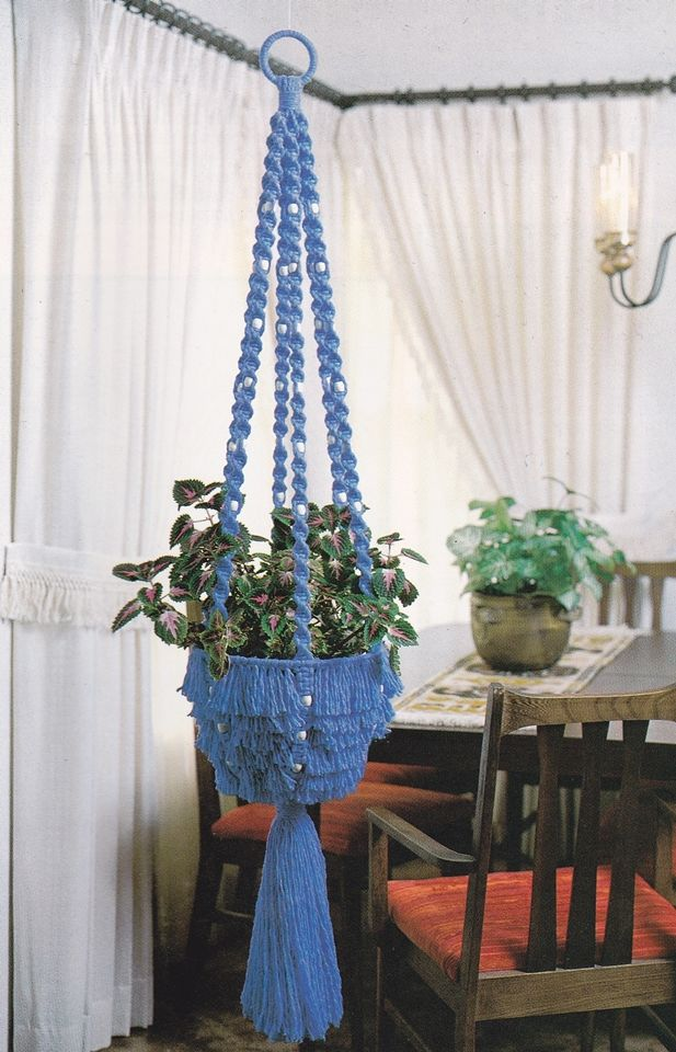 Macrame Purse Patterns Free : Pattern curtains, Macrame patterns and Chain belts on Pinterest