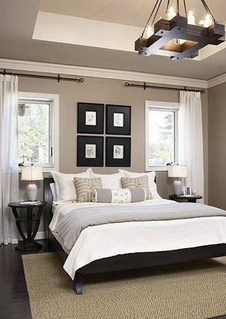 Relaxing Master Bedroom Decorating Ideas Home