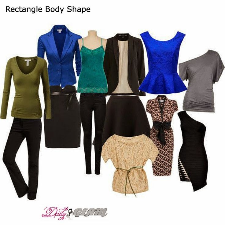 87 Best Images About Rectangle Body Shape On Pinterest Rectangle Body Shapes Shape Wear And