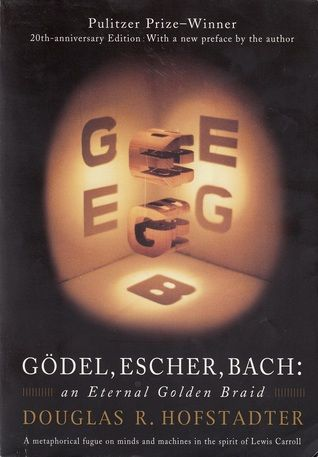 Gödel, Escher, Bach: An Eternal Golden Braid #artificialintelligence #technology #AI