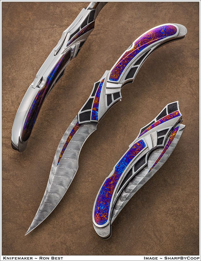 Photos SharpByCoop • Gallery of Handmade Knives - Page 53