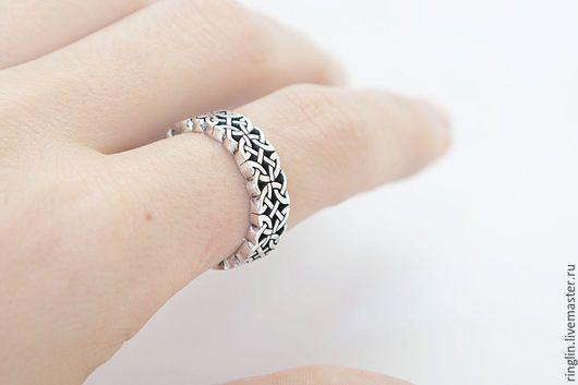 Кольца ручной работы. Кольцо с кельтским орнаментом. Ringlin's shop. Ярмарка Мастеров. Кельтские узоры