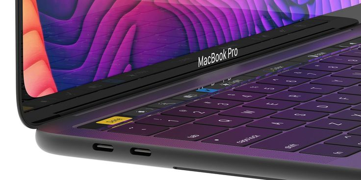 16-Inch MacBook Pro Coming With Scissor Switch Keyboard