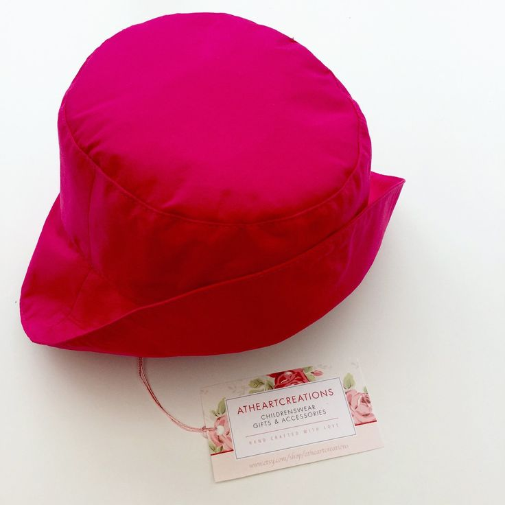 Also available without ties and in block colours to match lots of lovely outfits!