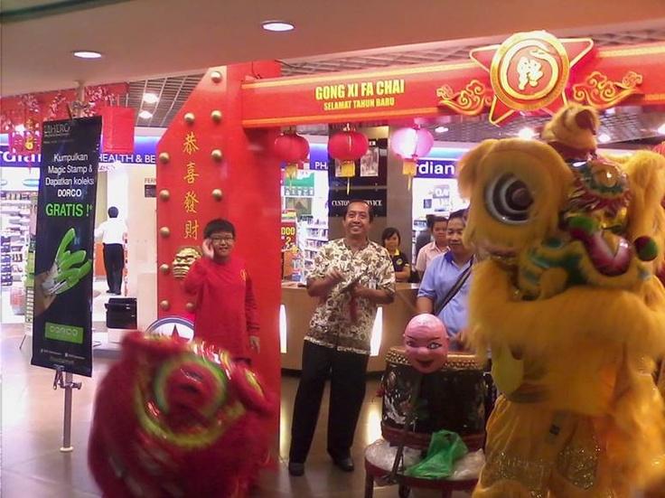 @hero puri Indah Mall