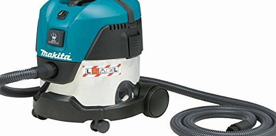 Makita VC2012L/2 240 V 20 Litre L-Class Wet and Dry Dust Extractor Vacuum Cleaner No description (Barcode EAN = 0088381691123). http://www.comparestoreprices.co.uk/december-2016-week-1/makita-vc2012l-2-240-v-20-litre-l-class-wet-and-dry-dust-extractor-vacuum-cleaner.asp