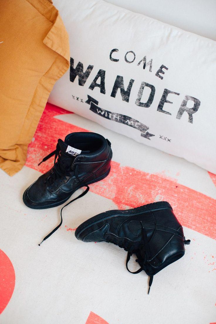 Nike wedges | Pony Rider Cushion