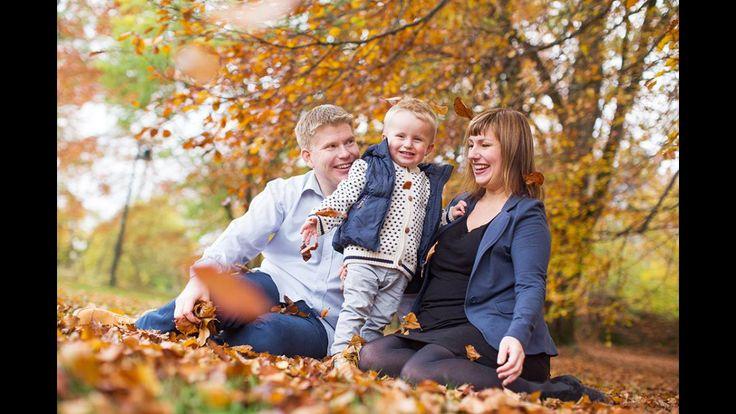 Familj höst!  Fotograf Emelie Ohlsson  www.emelieohlsson.se