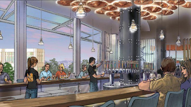 Ballast Point Plans Brewery, Restaurant in Downtown Disney