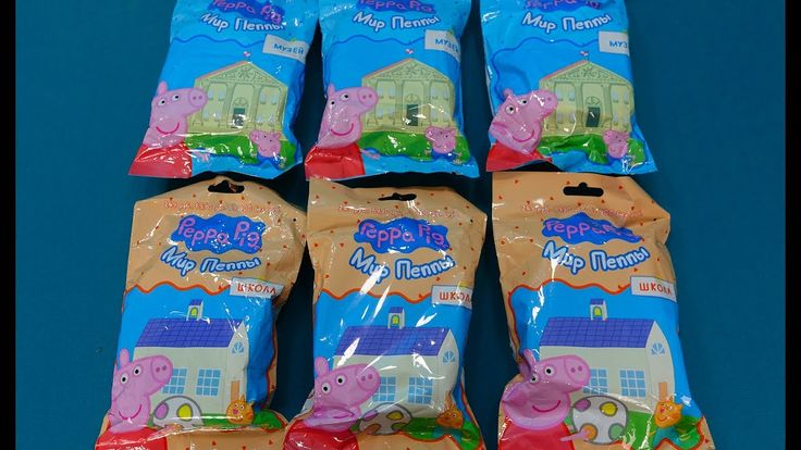 Peppa Pig in English. Toys Peppa Pig from the World of Peppa. Searching ...
