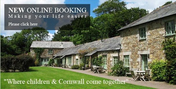 Child, Toddler & Baby Friendly Holiday Cottages in Cornwall – Glynn Barton Cottages